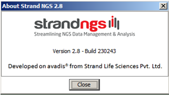 Citing Strand NGS